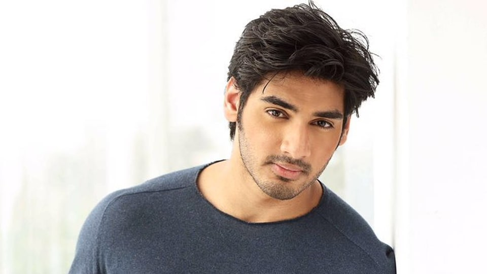 Ahan Shetty is all set for Bollywood debut with Sajid Nadiadwala's next.