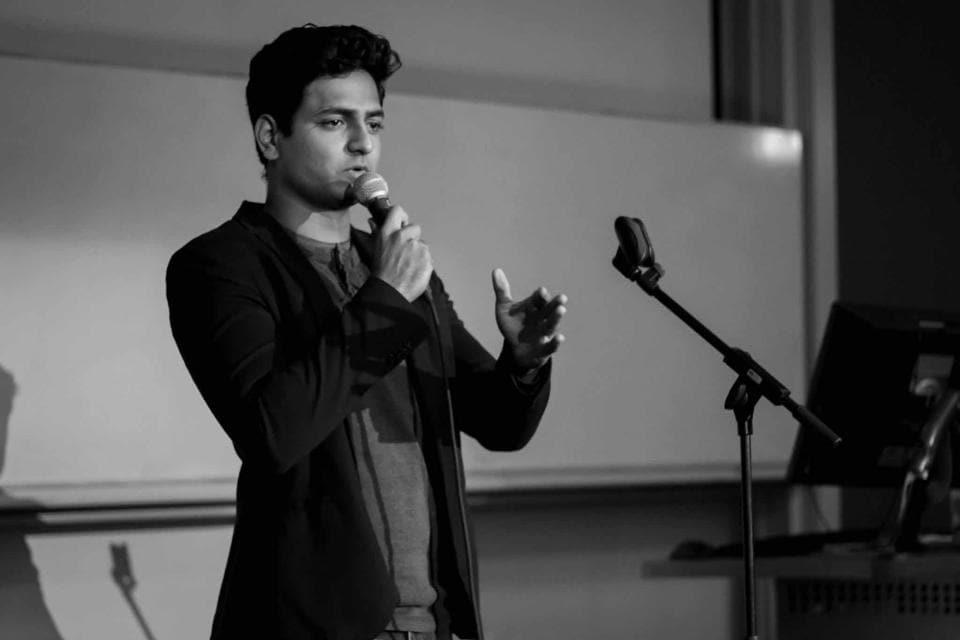 Kenneth Sebastian,stand-up,comedian