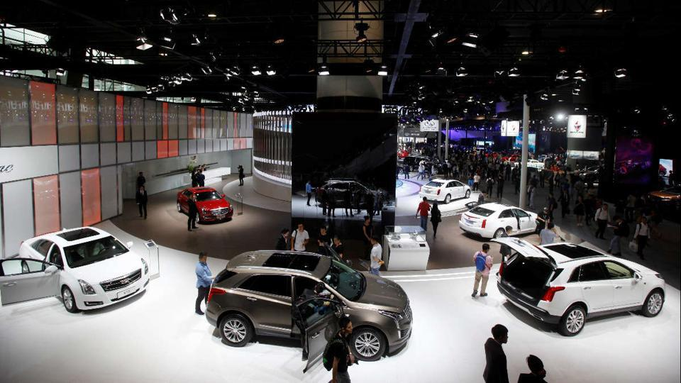 China has slapped extra 10% tax on super cars, which include high end models of BMW, Mercedes and Audi.