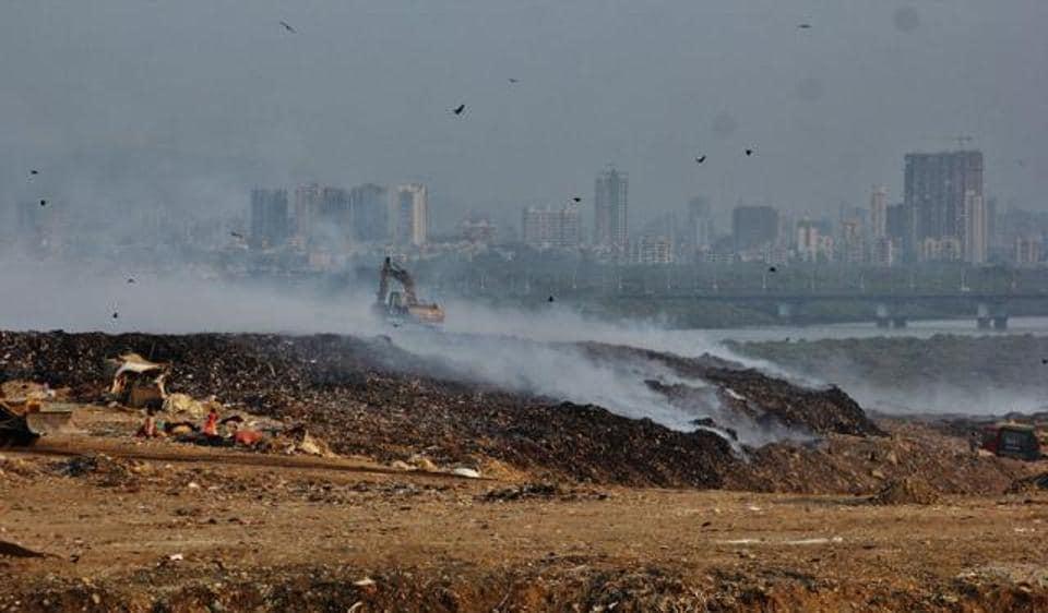 Mumbai,Maharashtra,Mulund dumping ground
