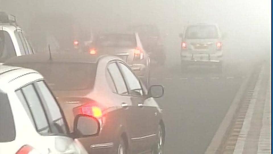 Delhi fog,Delhi air pollution,Air pollution in India