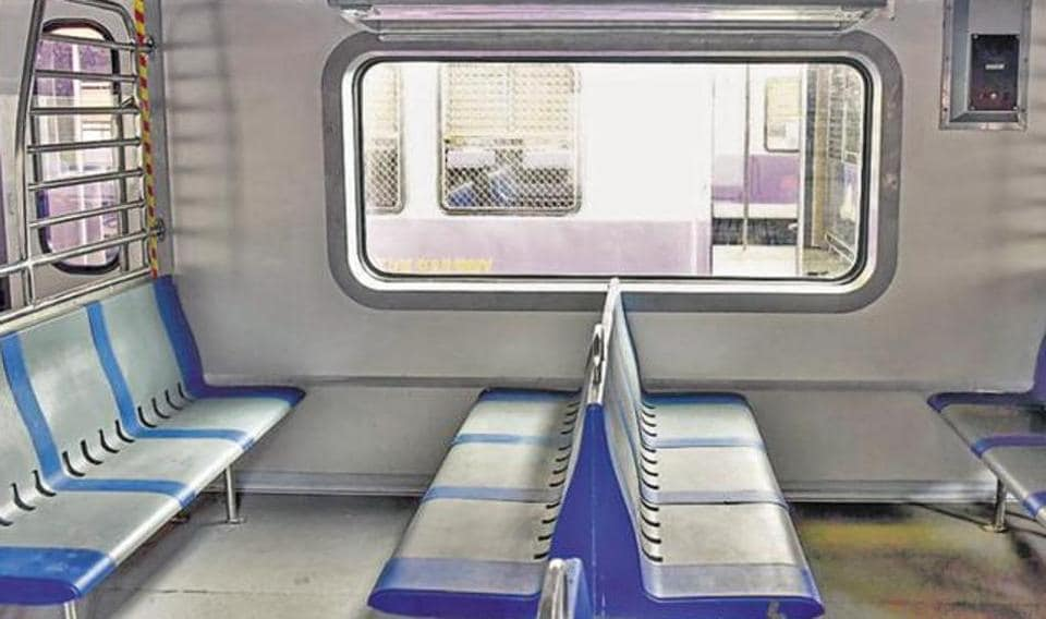Eight months after their arrival in the city, the first indigenously-developed air-conditioned suburban local trains is still undergoing trials.