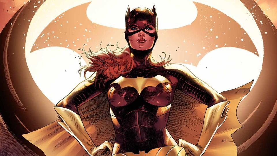 Batgirl from DC Comics