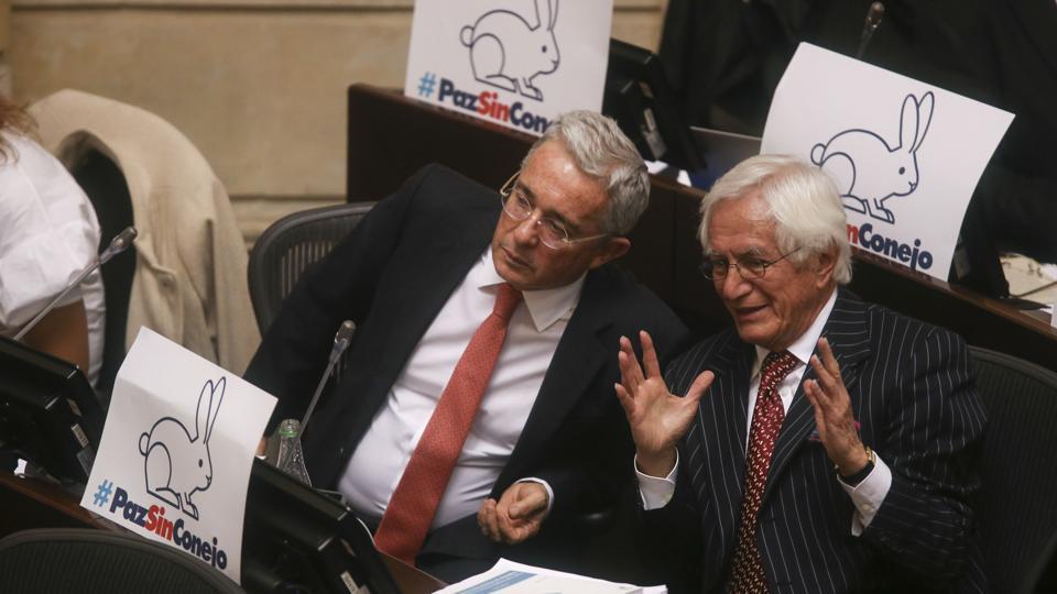 Colombia,Rebels,Alvaro Uribe