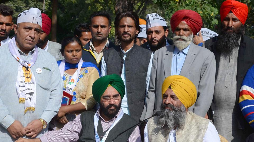 Punjab polls,Aam Aadmi Party,rebel