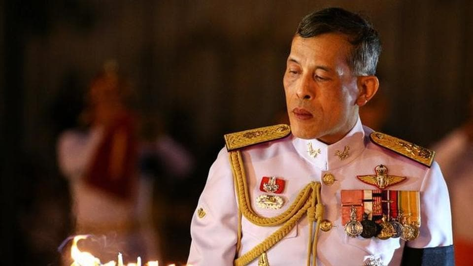 Thailand's Crown Prince Maha Vajiralongkorn must formally accept the invitation from parliament before he can be proclaimed king.