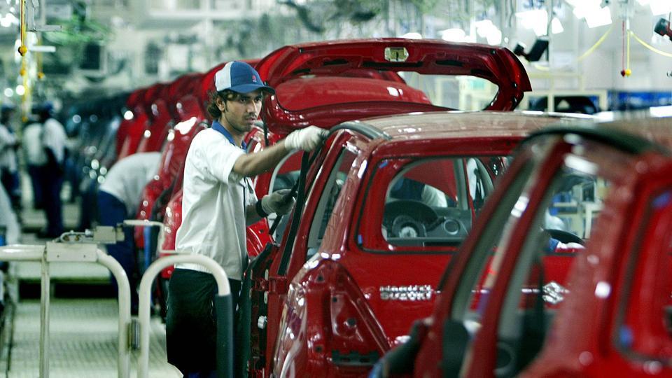 Maruti sales surge,Maruti Suzuki sales,Maruti sales