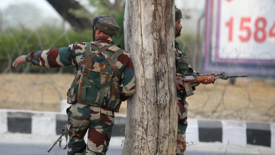 Army encounter,Anantnag,Jammu and Kashmir