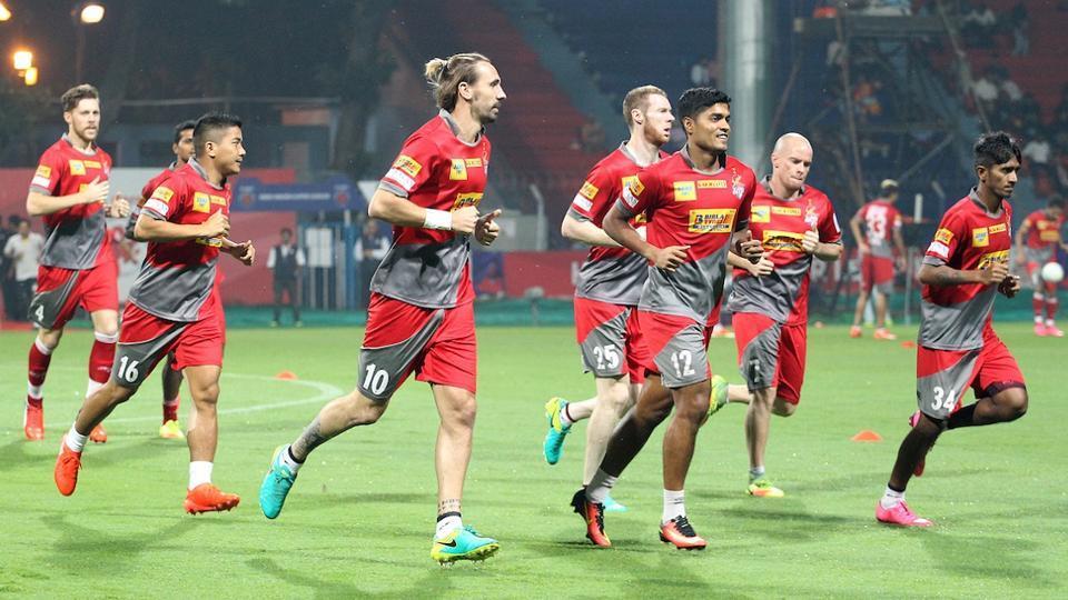 ISL,Atletico de Kolkata,Fc Pune City