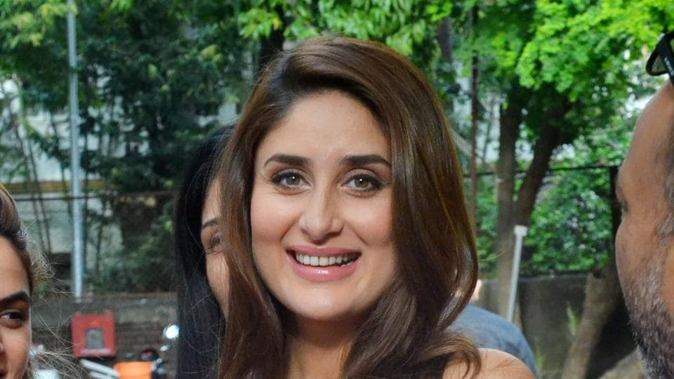 Actor Kareena Kapoor Khan has said that she will work right through her pregnancy.