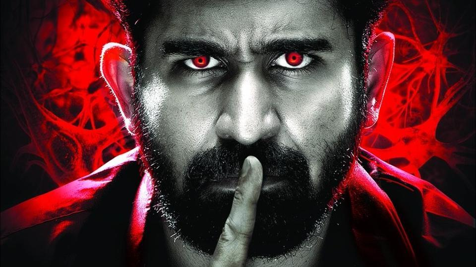 Saithan review,Psychological thriller,Vijay Antony