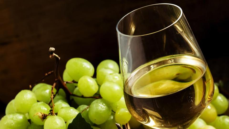 White wine could give you skin cancer, a new study has found.