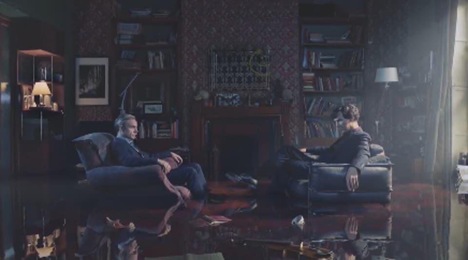 Sherlock,Sherlock Season 4,Benedict Cumberbatch