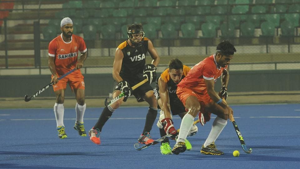 India coach Harendra Singh said the team will come up with a different game plan when they play their last practice match against Holland on Monday.