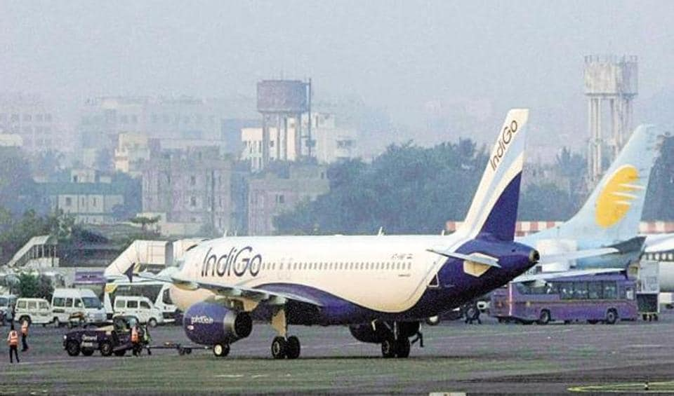 IndiGo was forced to hold back 18 peak morning flights (up to 11 am) from Delhi's Indira Gandhi International airport wherein the runway visibility had dropped.