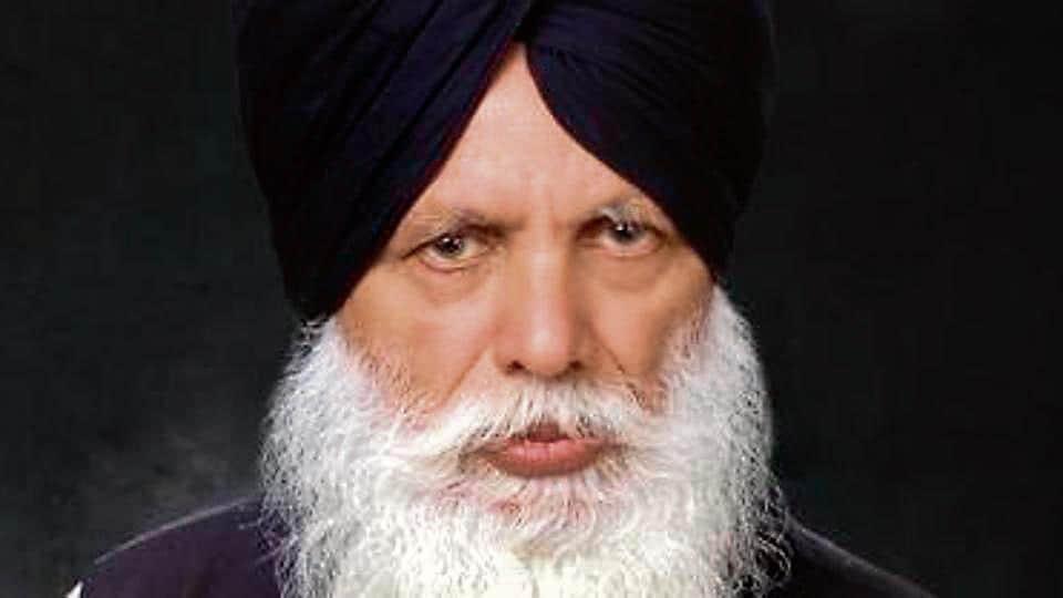 Punjab agriculture minister Tota Singh.