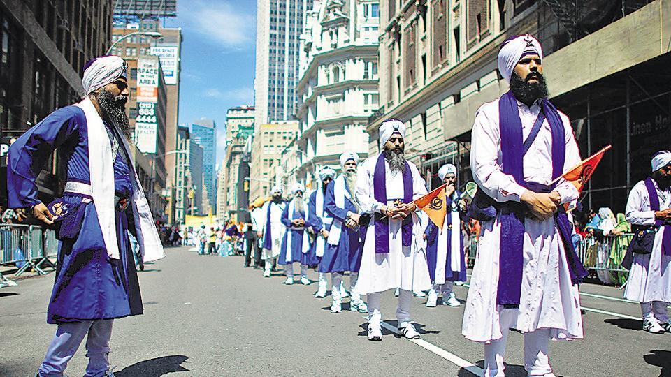 Sikhs in USA,Deep Singh Blue,Pushcart