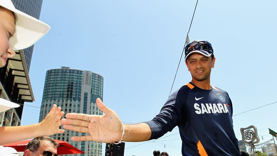 Rahul Dravid,Glenn McGrath,Cricket