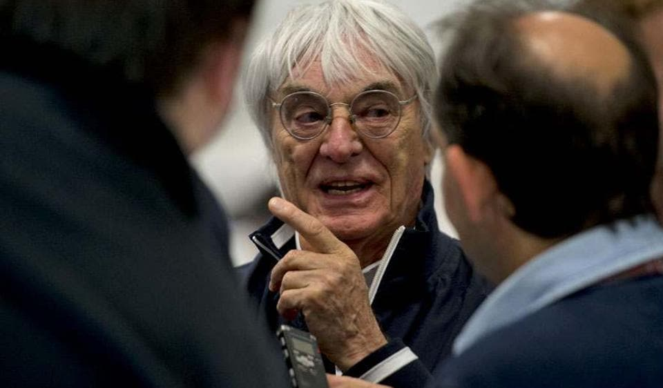 Formula One,French Grand Prix,Bernie Ecclestone