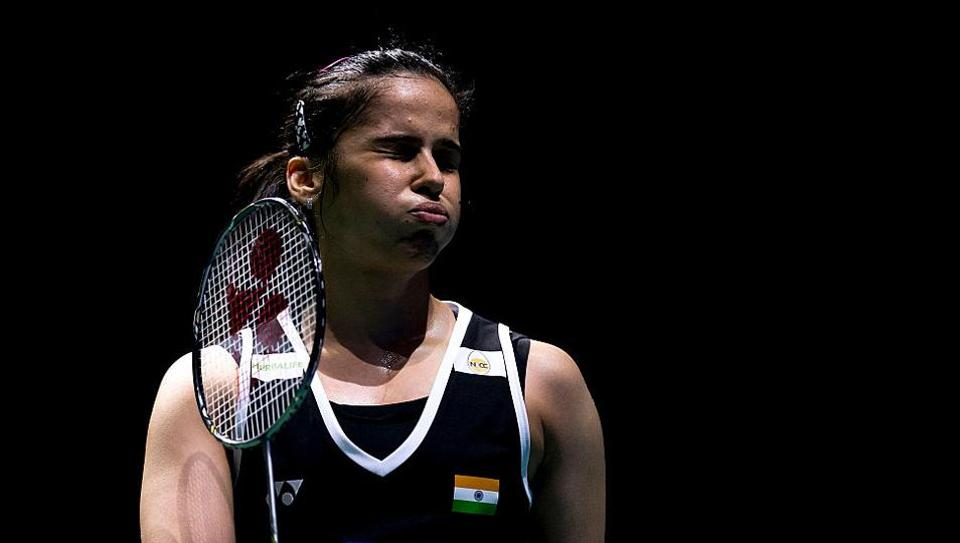 Saina Nehwal, who is back in the top 10 in the latest BWF ranking, lost 12-21, 17-21 to Yiman Zhang of China in the quarterfinals of the Macau Open. Later in the day, B Sai Praneeth lost to Zhao Jun Peng in straight games 21-19, 21-9.