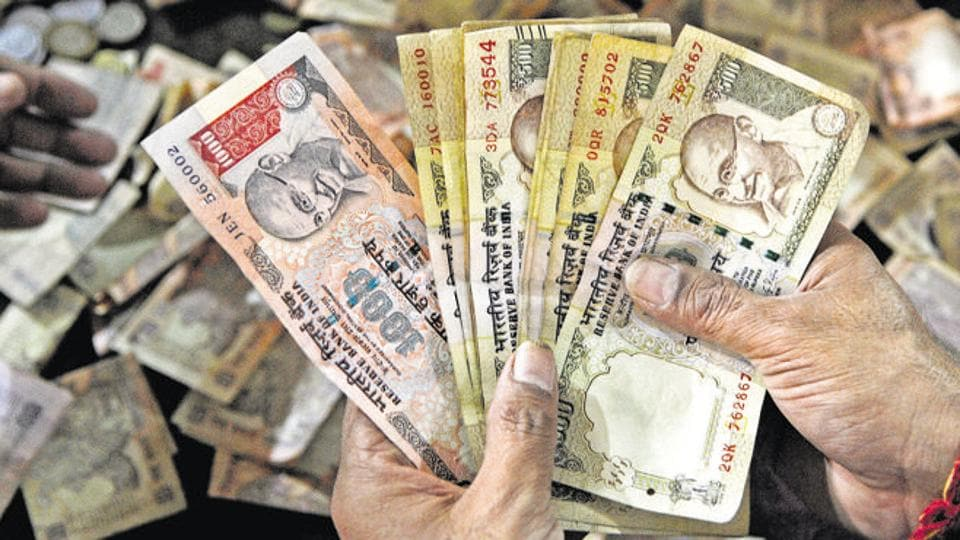 The government has launched a crackdown on bank employees involved in irregular activities post demonetisation.