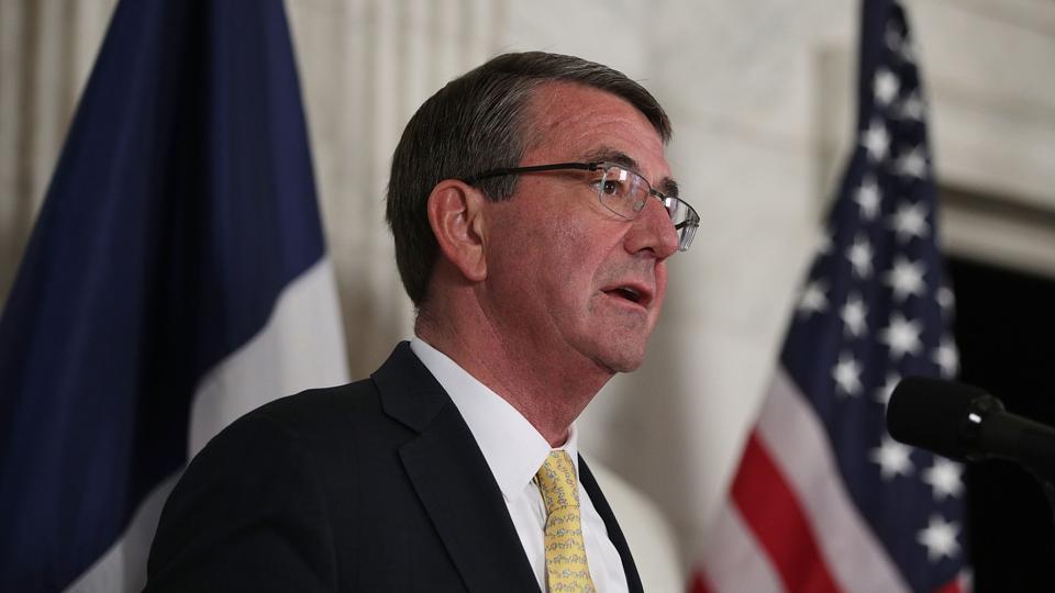 Ashton Carter,Secretary of defense,US-India ties