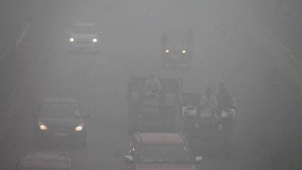 Fog,New Delhi,Flight delays