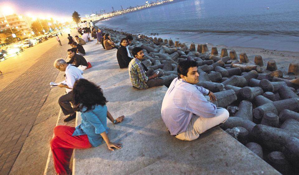 The event will be held in the Arabian Sea off Marine Drive promenade.