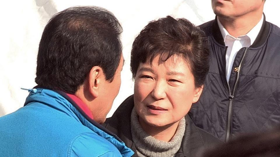 South Korean opposition parties said they will hold a parliamentary impeachment vote on  South Korean President Park Geun-hye.