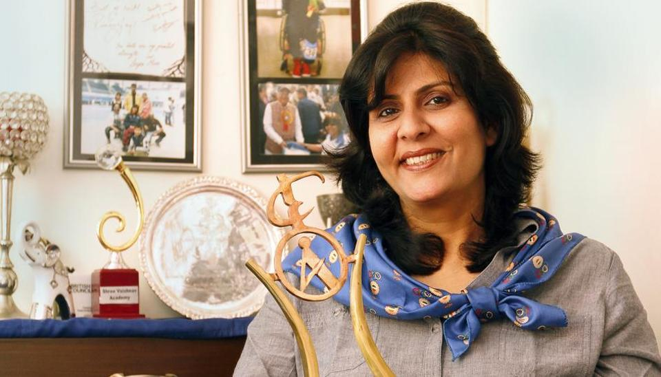 Disability has taught me to count my blessings, says Deepa Malik.