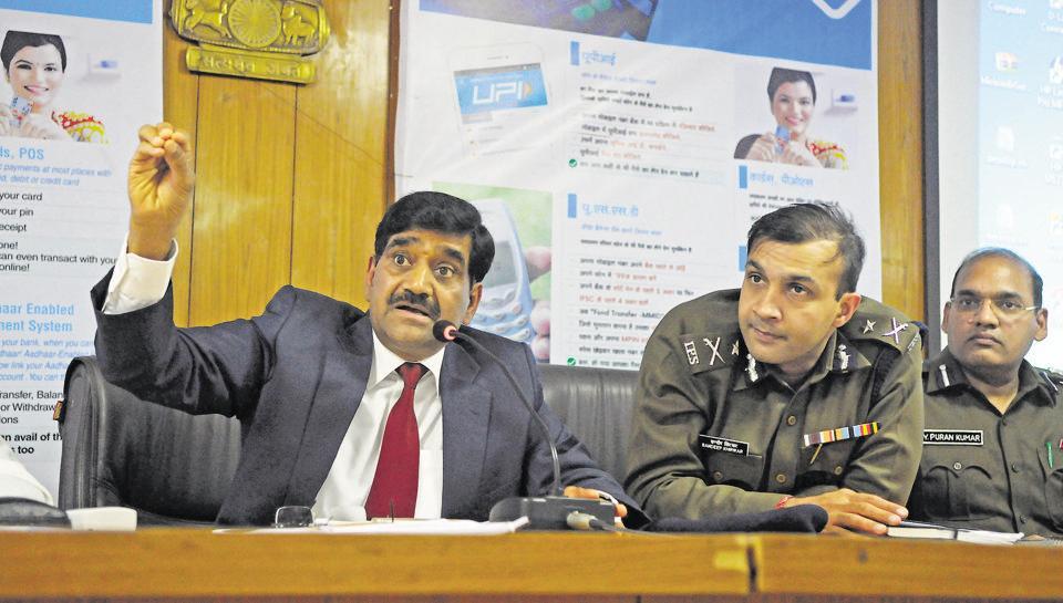 demonetisation,Ram Niwas,Haryana's additional chief secretary (home)