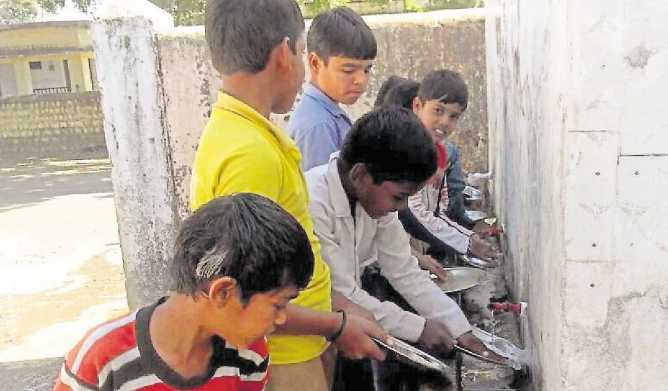 school education,facilities in government schools,MP Human Rights Commission