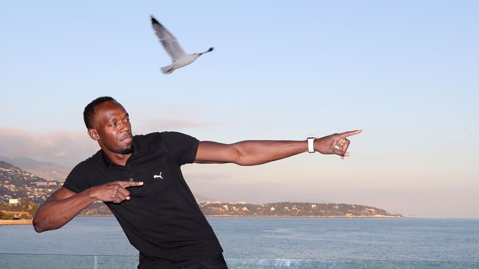 Usain Bolt,IAAF,Tyson Gay