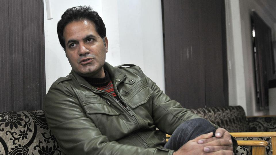 Sajid Yousuf Dar, 42, is the first and only Kashmiri so far to coach any Indian soccer team for international events.