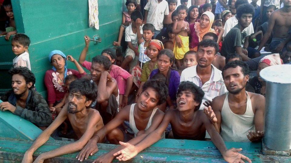 US,Myanmar,Rohingya Muslims