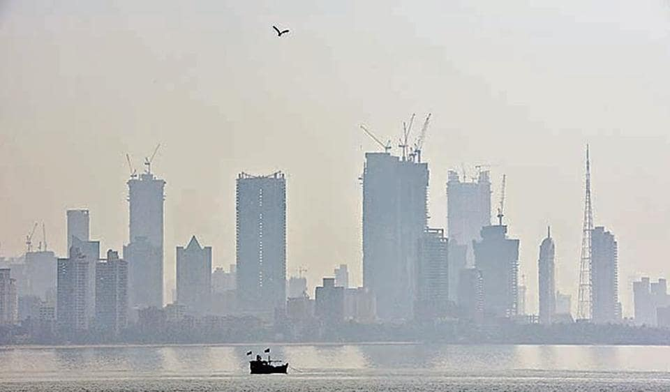 A poor AQI means Mumbaiites with heart or lung diseases, elderly people and children should reduce prolonged or heavy exertion.