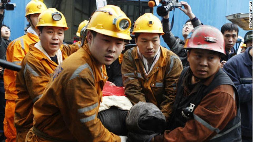 China Coal mine blast,China coal company,China