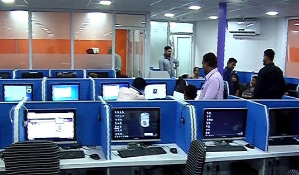 Thane call centre scam,Thane fake call centres,American revenue officials