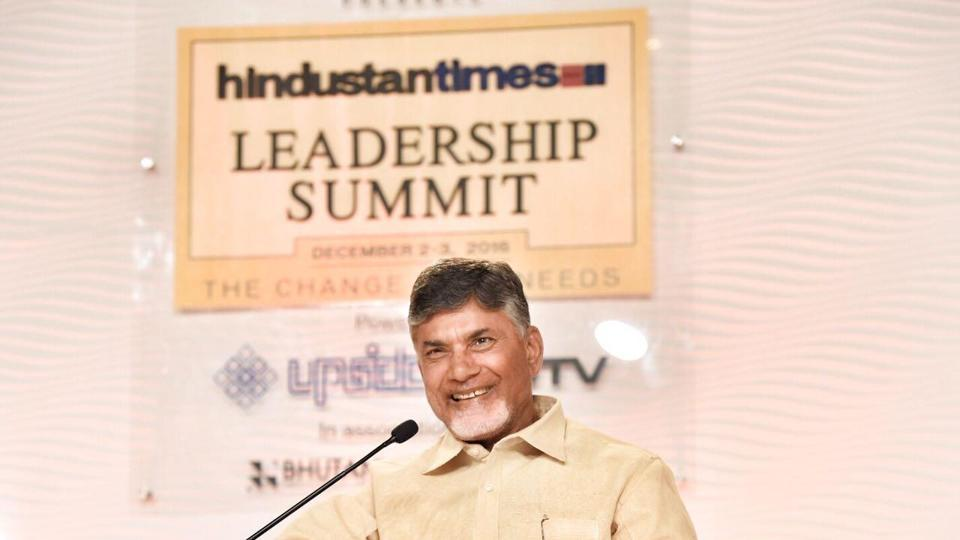 Speaking at the Hindustan Times Leadership Summit on Saturday, Naidu said bifurcation is a reality and both states need to move forward for better prospects