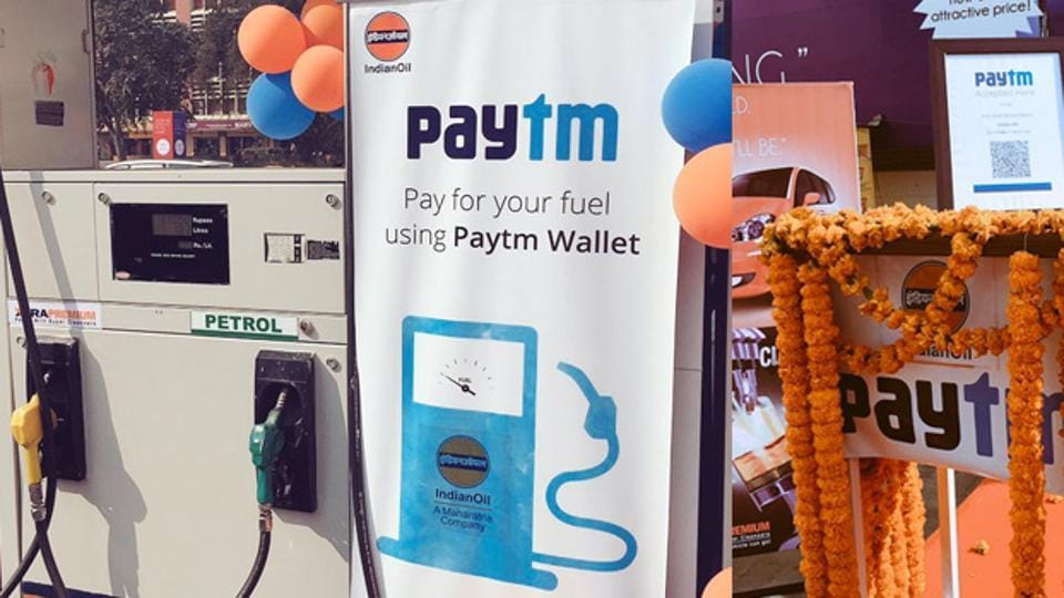 Petrol pumps,petrol e wallets,mobile wallets