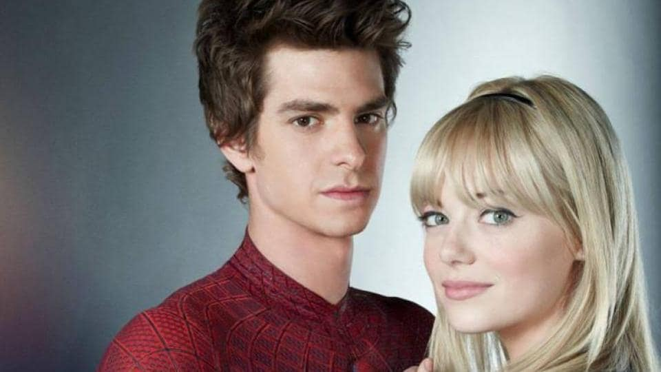 Garfield and Stone co-starred in The Amazing Spider-Man and The Amazing Spider-Man 2.