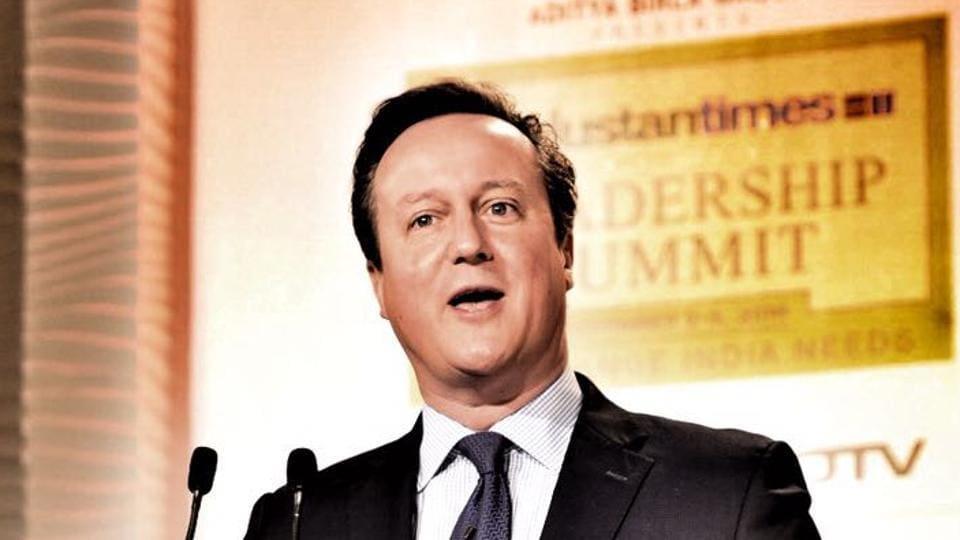 Sachin Tendulkar,David Cameron,Hindustan Times Leadership Summit