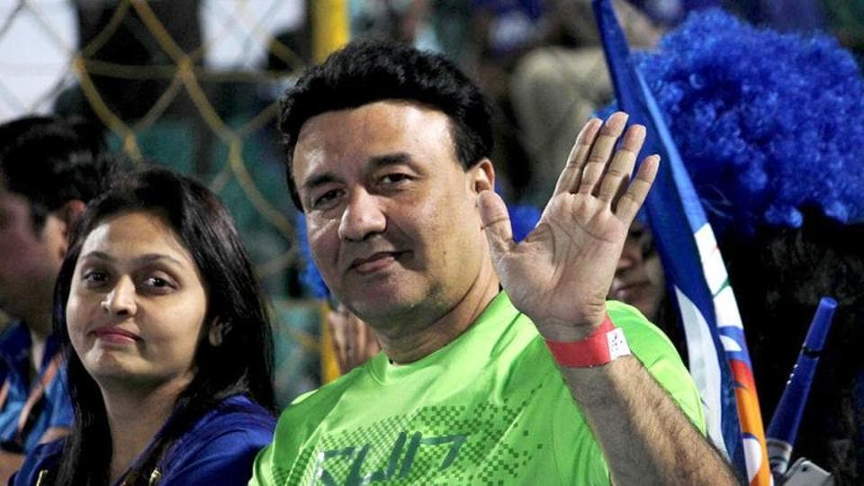 Singer Anu Malik is a leading Bollywood composer.