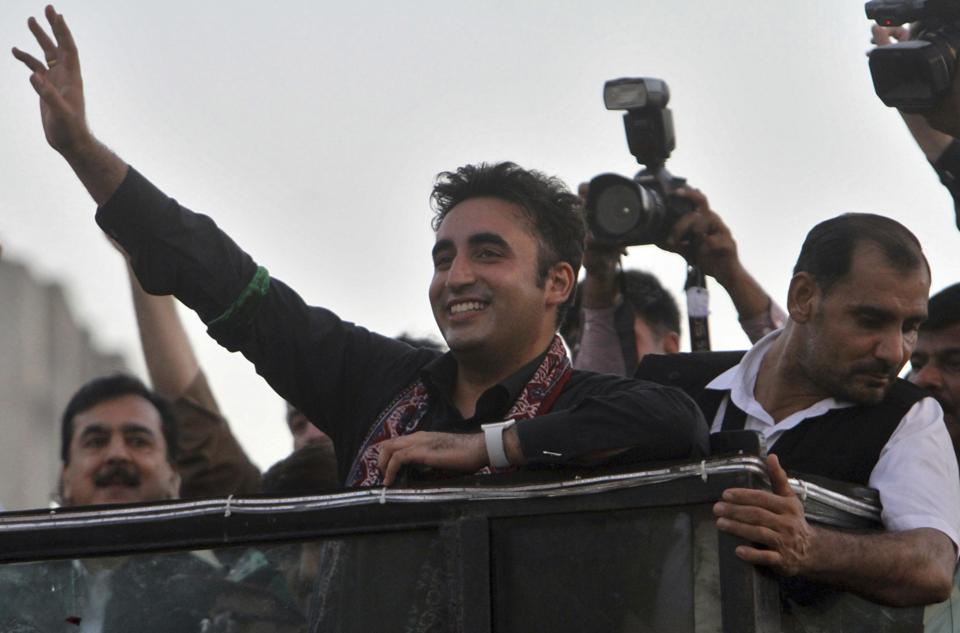 Bilawal Bhutto, the only son of assassinated former Pakistani prime minister Benazir Bhutto, has said earlier he will contest by-elections or general elections - whichever come first.