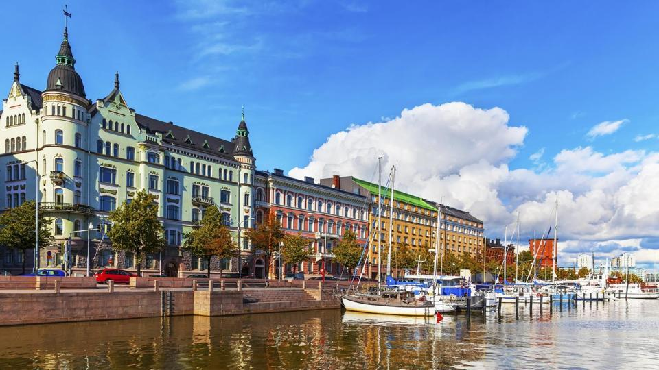 Helsinki, the capital and the largest city of Finland, is a historic Nordic centre of culture. (AFP)