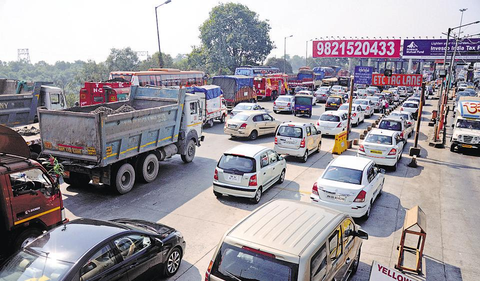 Demonetisation,Toll tax,Toll