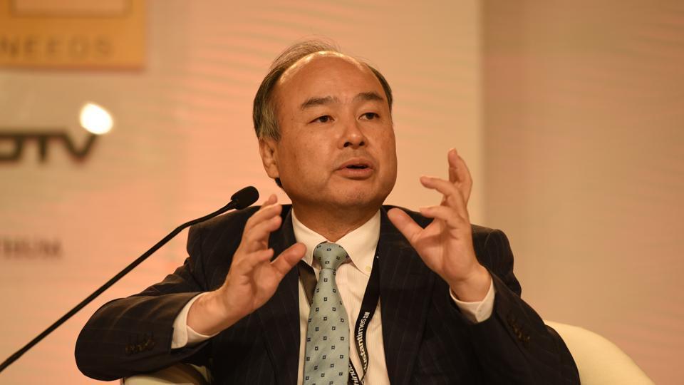 Softbank,Masayoshi Son,HTLS
