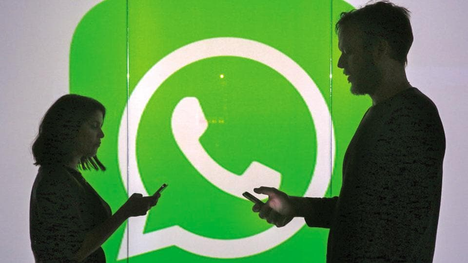 WhatsApp, with more than one billion monthly users, was phasing out compatibility with older phones in a technology upgrade.