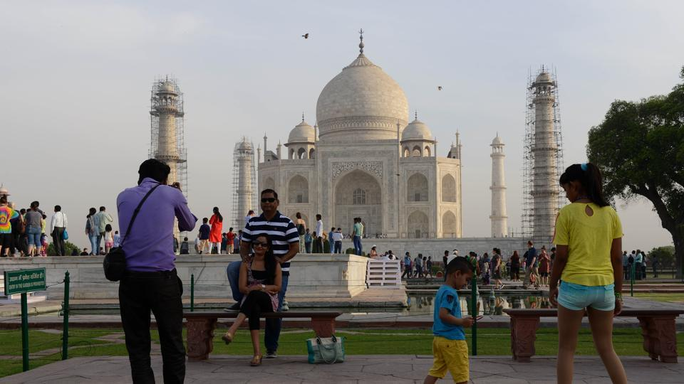 India with a big and a multi-cultural country and should be on everybody's bucket list. (AFP)