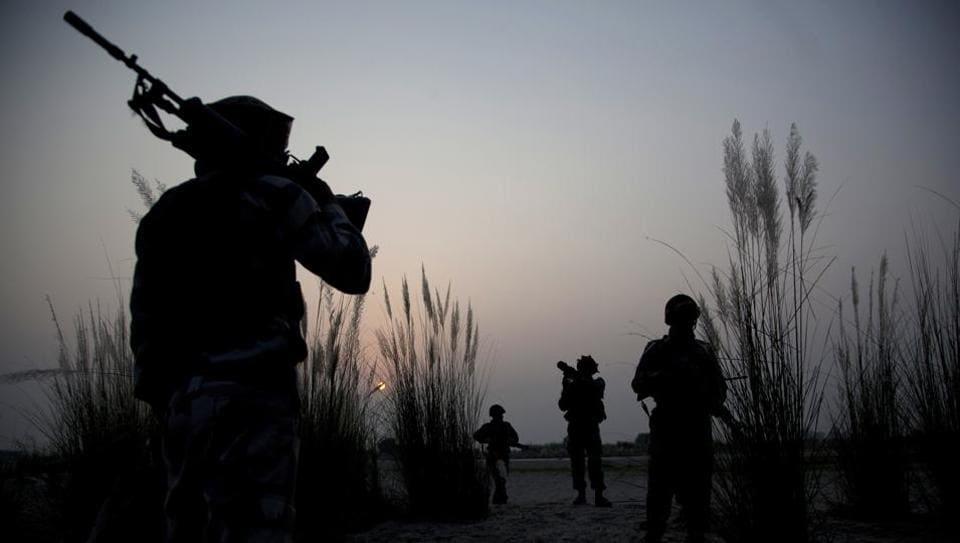 Pathankot,Border Security Force (BSF),Bamiyal sector